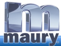 Maury Show Logo