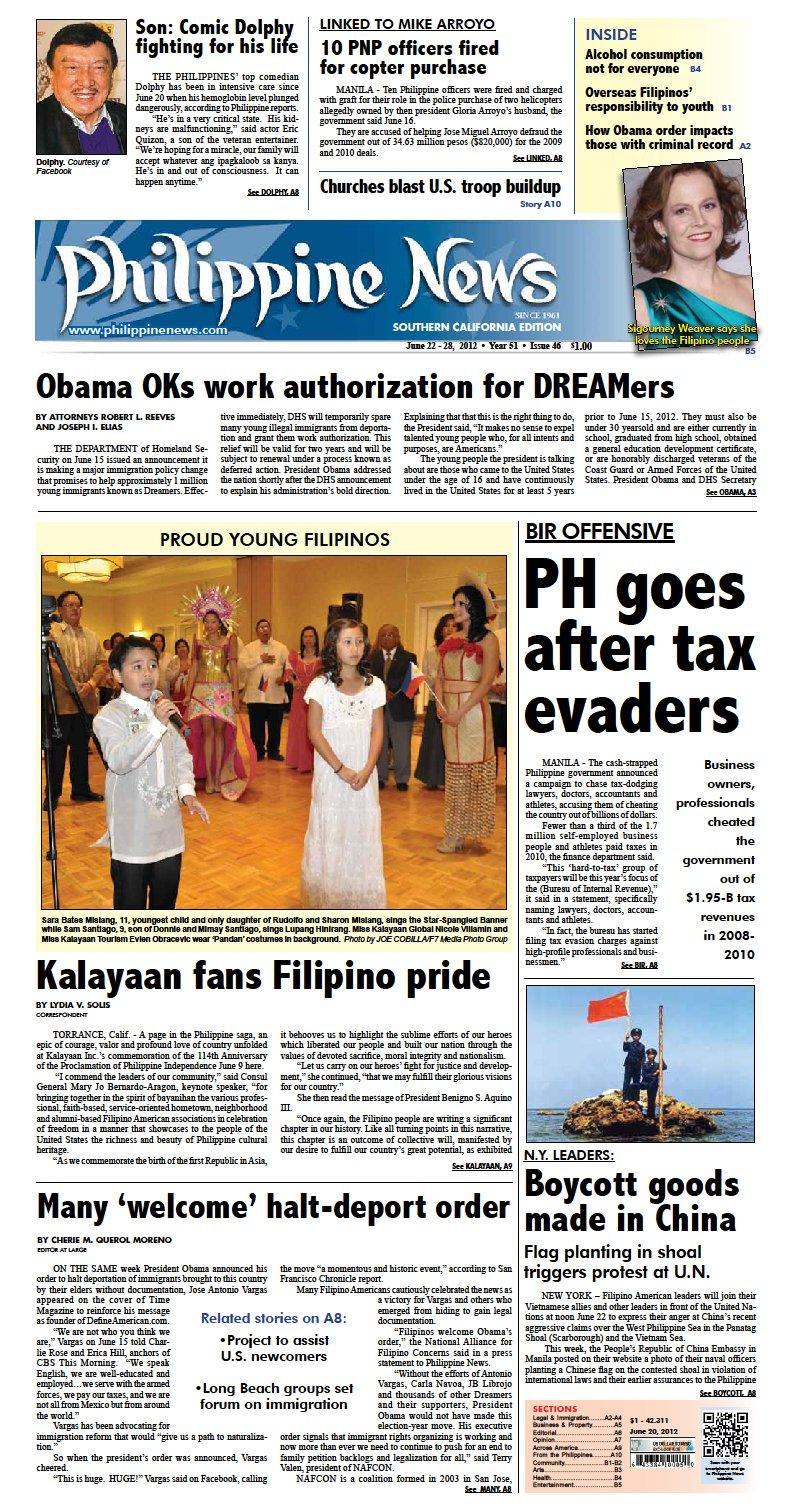 Perception of Philippine Politics Based on News Program