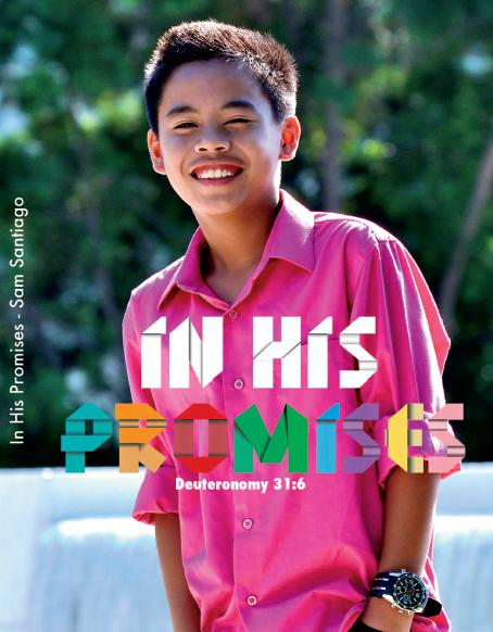 In His Promises DVD front cover Sam Santiago