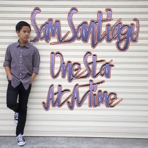 Sam CD Cover